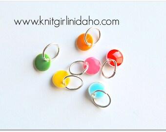 Little Gems Brite Stitch Markers (Set of 6)