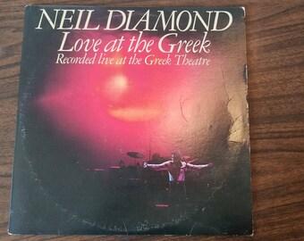 Neil Diamond - Love at the Greek VINYL