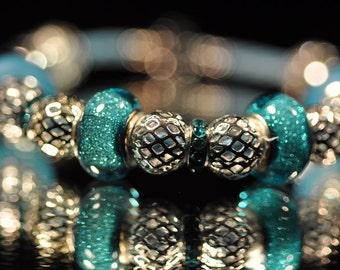 Turquoise Sparkler ~ Bracelet