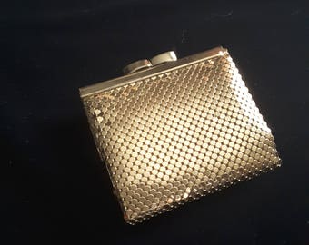 Vintage Whiting and Davis wallet