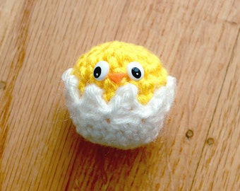 Boiled Egg Baby Chick Bento Buddy