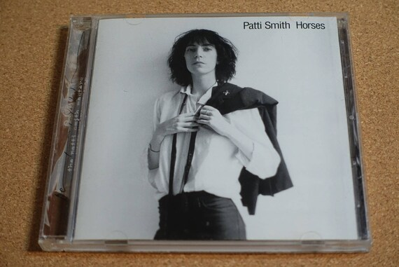 Horses by Patti Smith Vintage CD Compact Disc