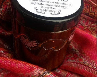 Heal Your Heart Chakra (Body Scrub)