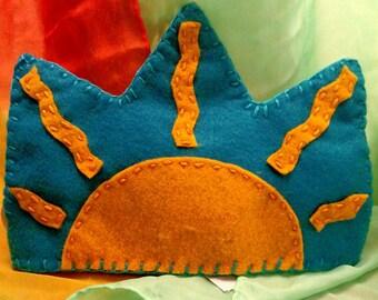 Rising & Shine (sun) Crown