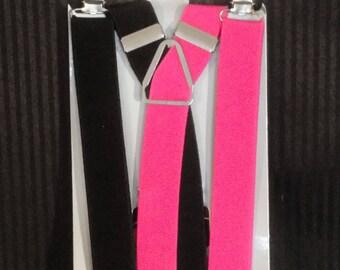 """2 Color Suspenders - 1"""""""
