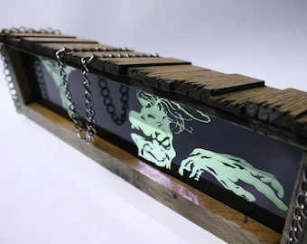 Evil Dead - Army Of Darkness - Fruit Cellar LED Light Box From Gearbox Designs