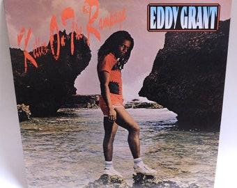 Eddy Grant Killer on the Rampage Vintage Vinyl Record Album lp Funk Reggae Fusion New Wave 1982 Portrait B6R 38554 NM/EXC