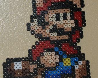 Flying Mario from Super Mario
