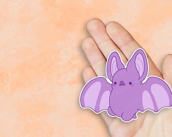 Kawaii Bat Nugget Sticker