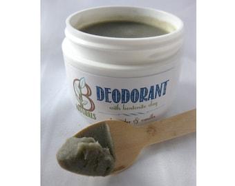 Best Natural Deodorant - Bentonite Clay Detox