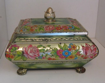 Harry Vincent Limited Tin - Blue Bird Confectionery