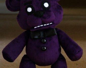 Five Nights At Freddy's - Shadow Freddy - Plush