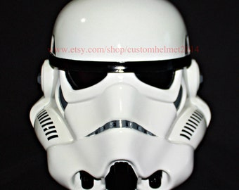 1:1 Halloween Costume, Star Wars Stormtrooper Helmet, Stormtrooper Mask, Stormtrooper Cosplay, Stormtrooper Costume, Halloween mask MA199
