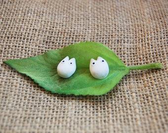 Chibi Totoro My Neighbor Totoro-Earrings