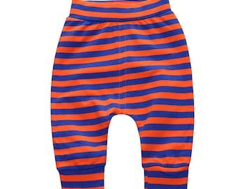 Stripped Harem Pants