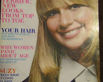 February 1970 VOGUE MAGAZINE