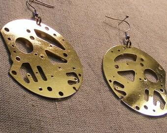 A pair of industrial Ear pendant,Earrings,Gift,Steampunk Jewelry