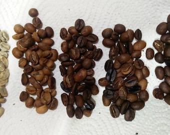 Hand Roasted, Single-Origin ROBUSTA Coffee beans