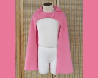 CHILD Med 4T-5T - Pink cloak