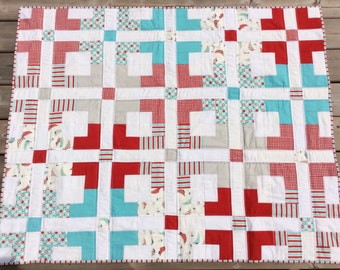 Soft and fresh Sail Away Quilt