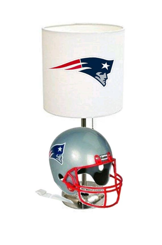 New England Patriots Table Lamp