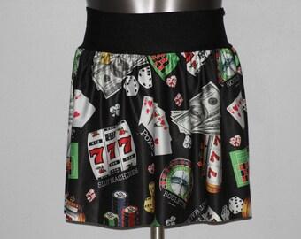 Casino Running Skirt
