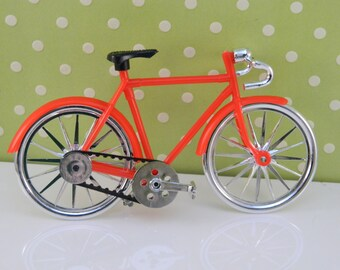 Vintage Retro Bicycle Topper/ Decoration / Bike /