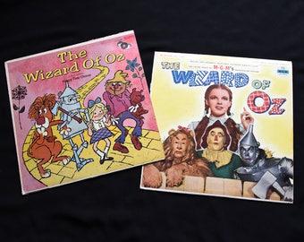 The Wizard of Oz-Original Soundtrack-E3464ST-1962-Happy Time Record-HT 1033-12 Inch Vinyl PL Record Album