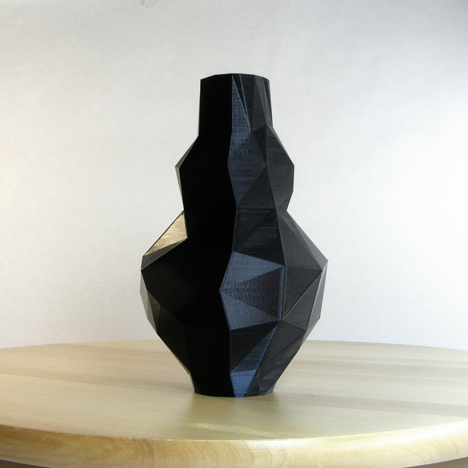 experiment vormvrij ceramics lutum by and ddw vase printed clay