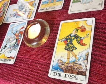 The Universal Waite Tarot - one tarot card reading