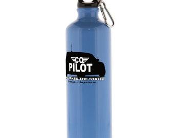MTTS CO-PILOT Water Bottles