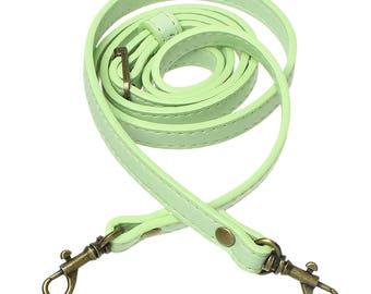 Shoulder bag Green - fastener hook-1.2 m SC71436-