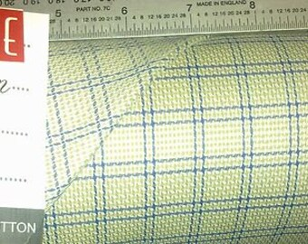 Italian 100% cotton shirt fabric,material ideal for dress and blouses 150cm wide