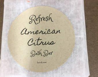 American citrus body bar