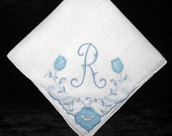 Something old something new something borrowed something blue, Initial B D A L N E N H R or M Letter