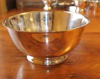 """Paul Revere Reproduction 6"""" Bowl by Oneida Silversmiths"""