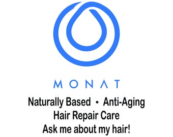 FREE SHIPPING!!! Monat Car Decal