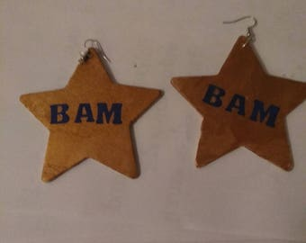 Bam earrings