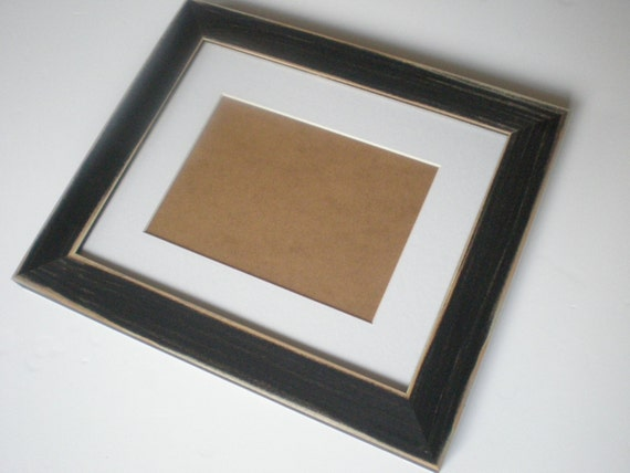 Picture frame 16x20 frame rustic frame chunky 40x50cm