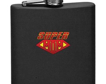 Flask - Super Mom