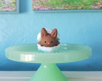 Easter Egg Bunny Macaron