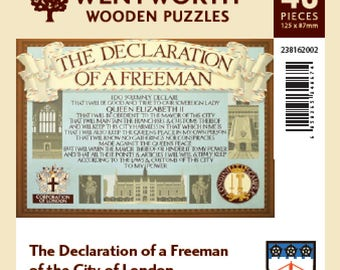 Declaration of a Freeman of the City of London