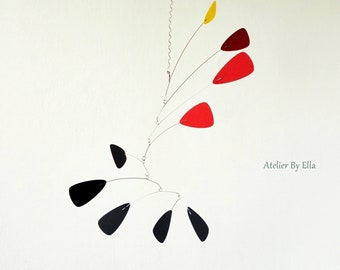 Hanging mobile, Nursery mobile, Multicolor mobiles