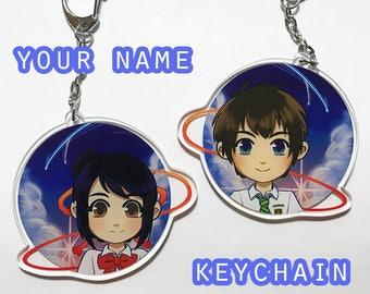 Your Name [kimi no na wa] Keychain