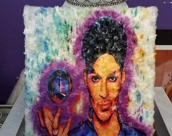 Prince Portrait Art