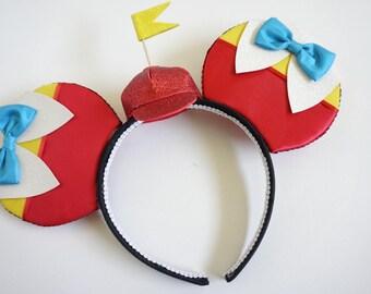 Alice in Wonderland // Tweedle Dee/Dum Mouse Ears