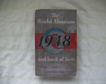 The World Almanac And Book Of Facts Paperback