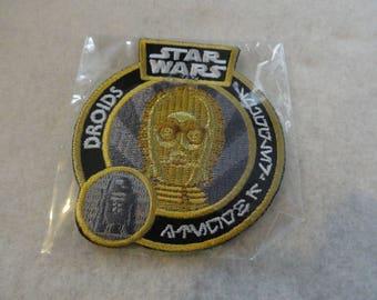 Star Wars  Droids   Patch