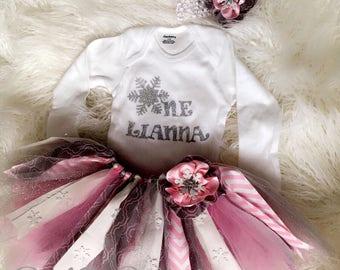 Birthday Winter Onderland outfit