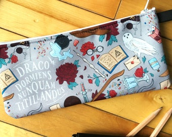 Harry Potter Pencil Case/Small Pouch